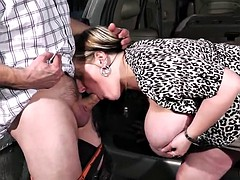 beamy melons woman fucked at..