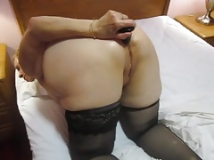 Grandma anal pretend just..
