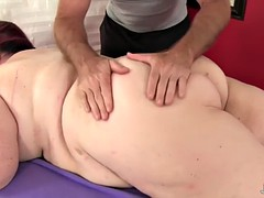 giant tittied fat ass lady..
