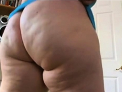 PAWG Cosset Close-up Your Ass