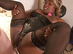 Grown up Big Tit Ebony BBW..