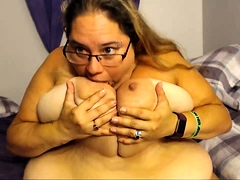 Bbw heavy beamy plumper solo