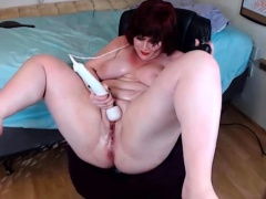 Multiple squirting BBW..