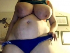 Mature bbw very huge..