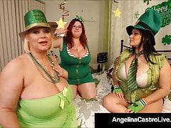Hot BBWs Angelina Castro Sam..