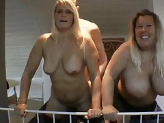 Horny MILF and Naughty Super..
