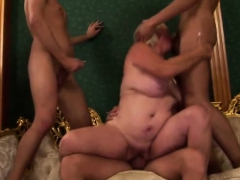 Chubby tits mature piss plus..