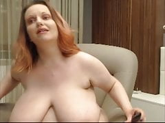 SSBBW relative to huge..