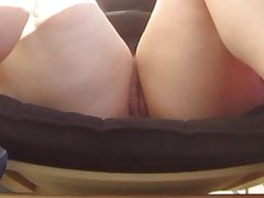 Chubby Masturbtion almost..