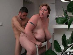 BBW craves cock with..
