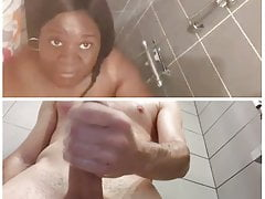 Webcam show douche Florence..