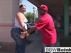 BBW Latina gets that big..