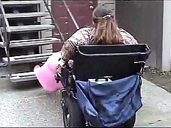 SSBBW Paulee In Wheelchair