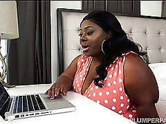 Newcomer disabuse of Ebony..