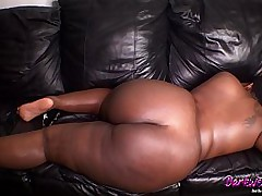 Pounding BBW Pussy On New..