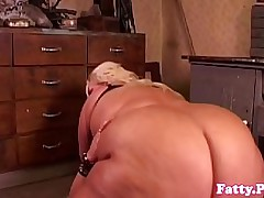 SSBBW cockriding before..