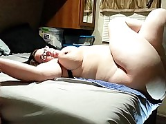 Milf with obese swinging..