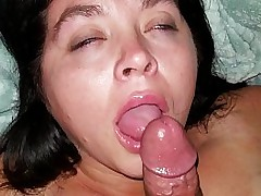 Giant Cumshot Achieved by..