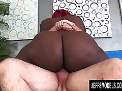 Black BBW Marley XXX Gets..