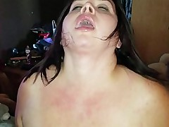 BDSM BBW Learns Say no to..