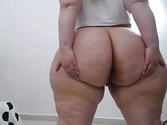 Worship This Pear SSBBW Fat..