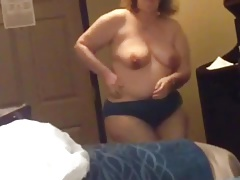 BBW Wife Clair - Big Tits..