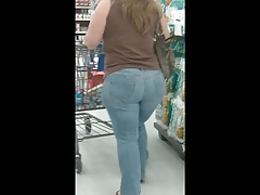 Pawg Milf Jeans Super Hips