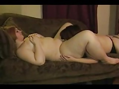 Sexy amateur fatties licking..