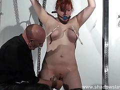 Swedish submissive Vicky..