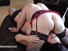 Sarah Jayne and Lacey Starr..