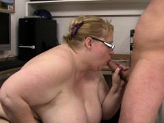Office sex with huge titted..