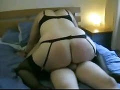 Hot Fat BBW ex GF with big..