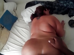 65 inches of Pawg ass.....