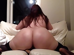 Amateur bbw milf huge ass..