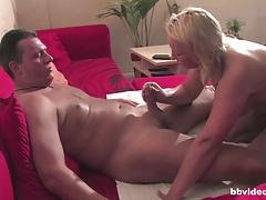 Blonde german milf gets..