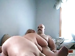Quibbling wife sucking and..