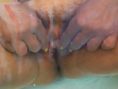 pusy play and fingering..