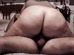 BBW cow girl and reversal..