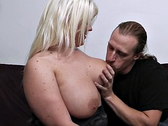Fuck date with lovely blonde..
