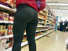 Turkish Booty Black Spandex