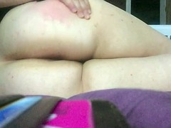 BBW Gets Spanked (solo)