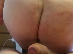 My BBW wife performs for..