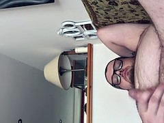 chubby play jugs and cum