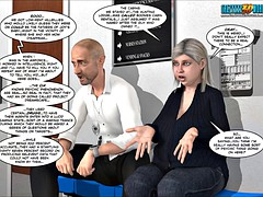 3d comic: a difficulty..
