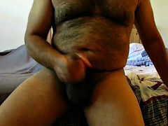 Unsustained my big cock in..