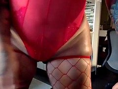 mart pawg teases with..