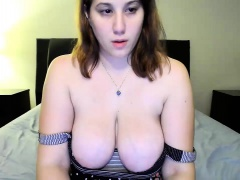 Bbw On Webcam Masturbation
