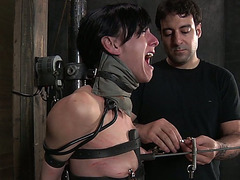 This enthralling BDSM..