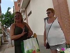 An obstacle Spanish BBW..