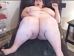 down in the mouth BBW..